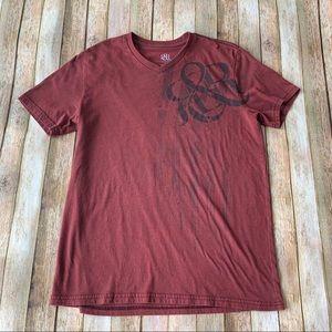 Rock and Republic men's V-neck tee shirt